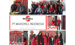 Maxidrill 25th Anniversary Celebration