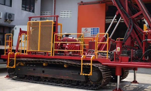 Track Mounted MD 1500 2 dsc04991